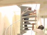 ESCALIERS DECORS - Création et Fabrication d'escaliers métalliques - Pose 2