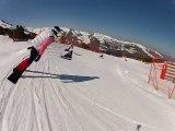 pyrenees snowboard tour 2012 sbx ax les thermes