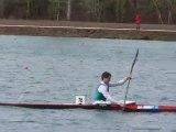 Canoe-kayak selective inter-regions Sud Fond au lac des Dagueys à Libourne  sur http://naviguerenaquitaine.com v4