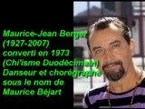 Des Français convertis à l'Islam, vidéo avec musique.