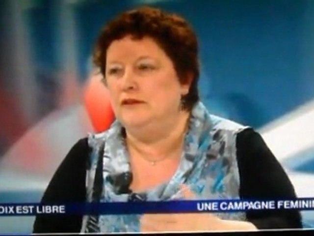 Brigitte Fouré  - Débat - partie 1