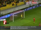 2011 Ligue 2 J28 Le MANS REIMS 0-1, le 19 mars 2012