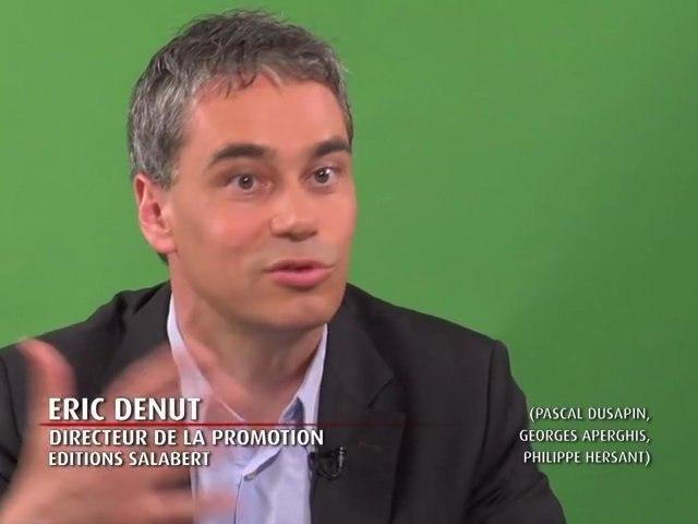 Eric Denut / Editeur (1)