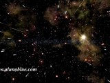 Space Stock Footage - The Heavens 01 clip 04 - HD Stock Video
