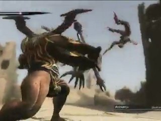 Nouvelles armes en DLC de Ninja Gaiden 3