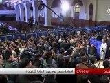 مصر الأقباط يودعون البابا شنودة الثالث