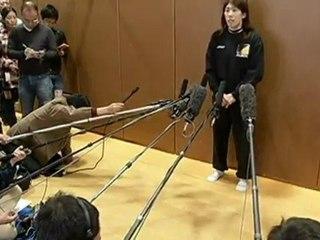 Japanese female wrestling: Team train ahead of the Olympics