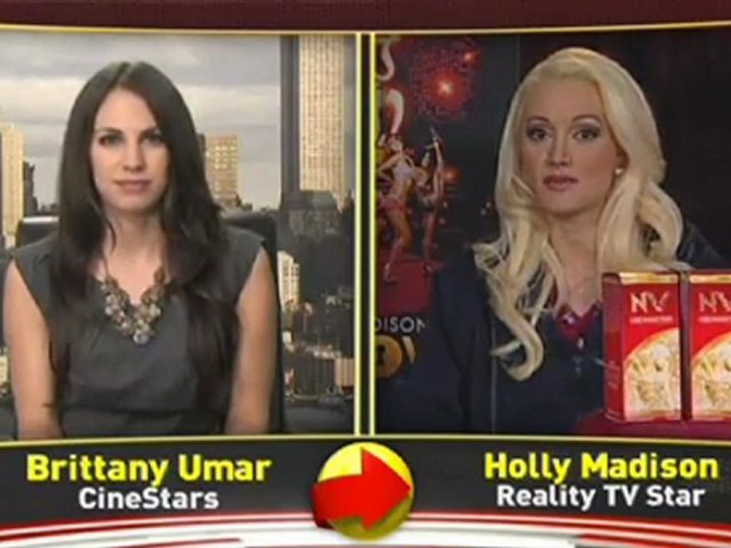Peepshow Starring Holly Madison Video Dailymotion
