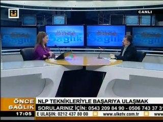 1.Bölüm-Ülke TV - Mustafa Kılınç  'Önce Sağlık' Programında