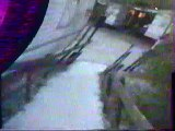 Angélique à la vaisselle avec ses copines au camping à Hyères les Palmiers