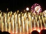 """""""Feu d'artifice""""   GRAND PAVOIS 2012 : """"Voile de nuit"""""""