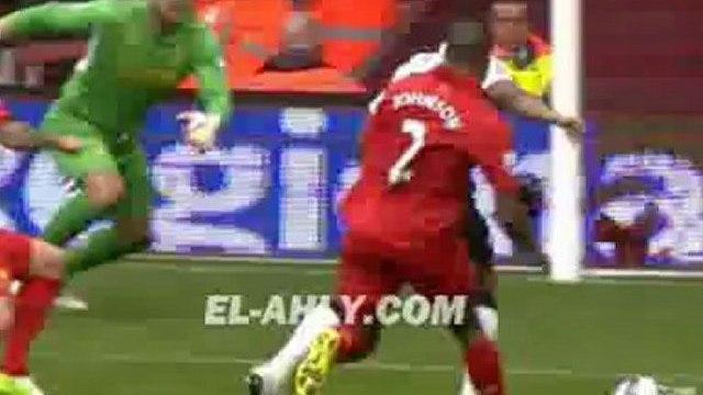 ضربة جزاء لليونايتد ضد ليفربول