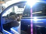 Une Mercedes qui fait du bruit