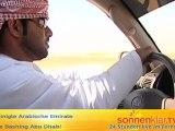 Tipp Dune Bashing Abu Dhabi O-Ton