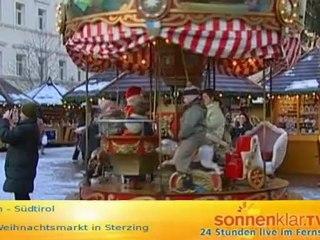 Tipp Weihnachtsmarkt Sterzing 2011