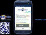 Cheap Calls App - Cheap mobile international calls