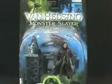 Spooky Spot  - Van Helsing Monster Slayer Van Helsing with light up tower playset