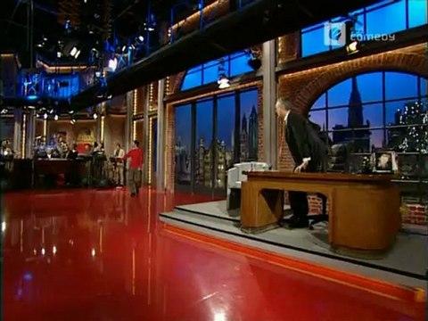 Die Harald Schmidt Show vom 06.02.2001