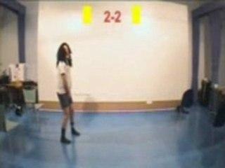 foot en salle (indoor soccer)