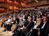 GlobalConference d'Evian - première journée