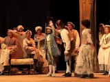The Opera de Montreal holds a dress rehearsal of Mozart's The Marriage of Figaro