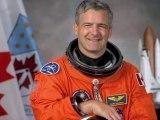 Marc Garneau, Canada's first man in space