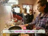 Takanori and Tsuyoshi seaching for the best meal in Tokyo town!!
