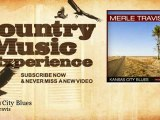 Merle Travis - Kansas City Blues - Country Music Experience