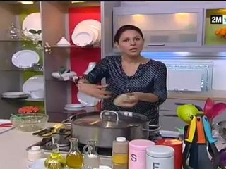 recette d'épaule d'agneau au four choumicha 2012