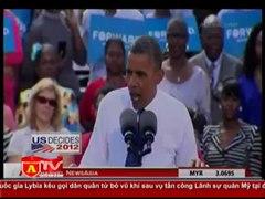 ANTD Tong thong Obama chiem uu the trong cuoc dua vao nha tr