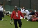 Rafa Nadal, tres meses sin jugar al tenis