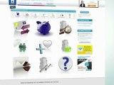La Banque Postale Chez Soi - Interface banque en ligne