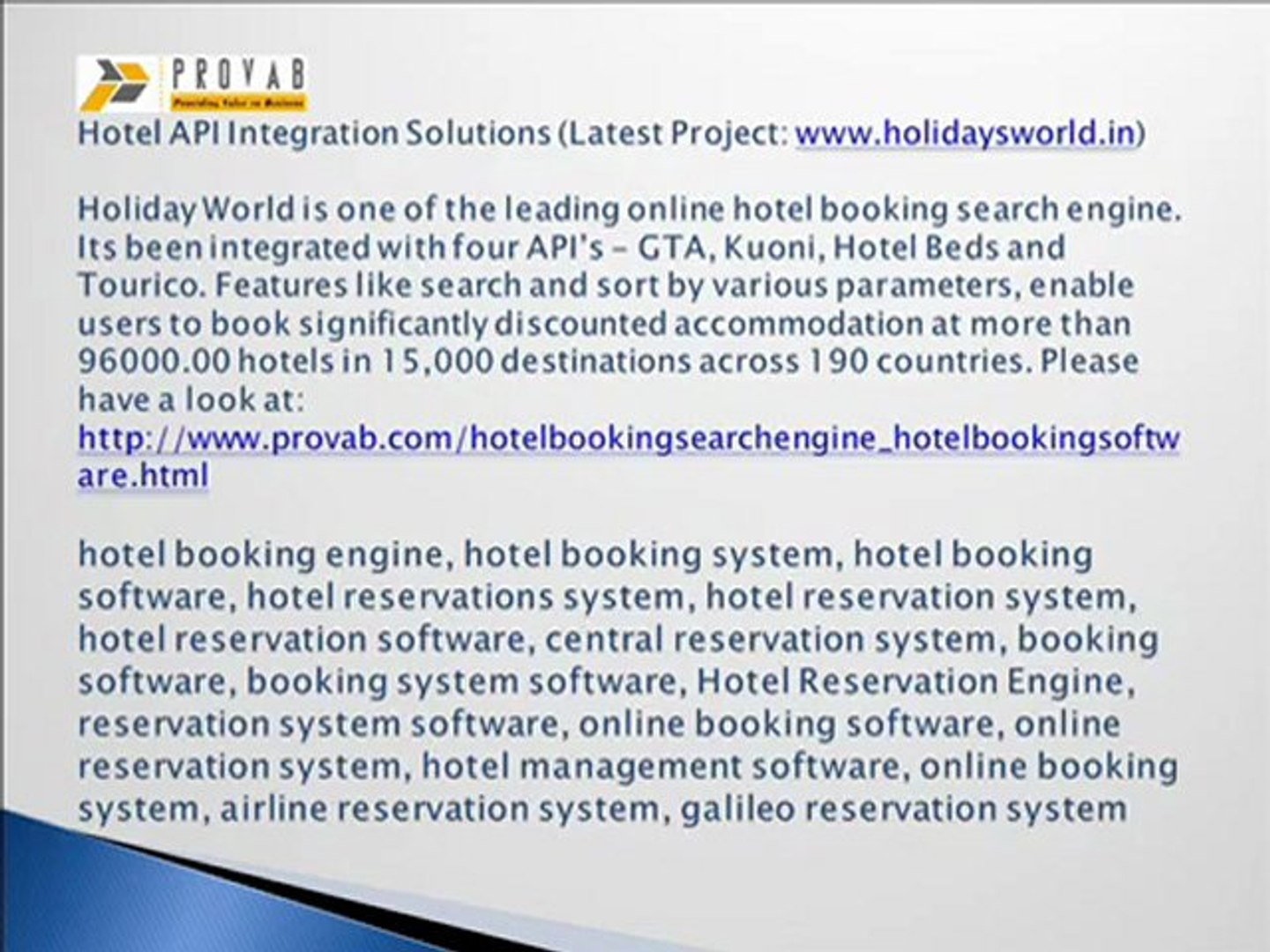 Hotel Booking Software, Hotel Booking Engine, Hotel Booking System