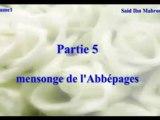 Abbépages ! L'islam. pts5