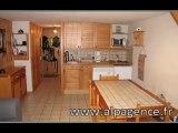 Morillon appartement T4 3 chambres balcon proche pistes