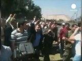 Siria, colpito il quartier generale a Damasco
