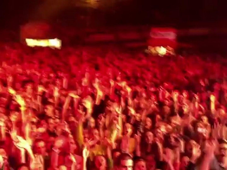 C'est qui l'papa ! devant 50 000 à Charleroi Nrj In the Park