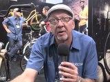Electra Townie Go Electric Bike with SRAM Electric Bike Kit at Interbike 2012 ,  Electric Bike Report
