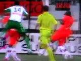 But de Brandao avec l'ASSE contre Lorient