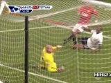 هدف مانشستر يونايتد الأول على توتنهام - ناني