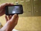 Postie demo $250 multi-camera system iPhone alerts for Westwater Views strata break-ins