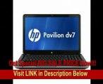 BEST BUY NEW! HP Pavilion DV7T Laptop PC, Intel 3rd Gen Quad Core i7-3610QM, 1.5TB (Dual 750GB 7200RPM) Hard Drives plus 32GB mSSD Hard Drive Acceleration, 17.3 1080P Full HD Anti-Glare Display, 8GB DDR3 1600MHz RAM, 2GB GDDR5 NVIDIA