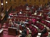 Intervention de Françoise CARTRON, Sénatrice de la Gironde, en conclusion du projet de loi portant création des emplois d'avenir (25 septembre 2012)