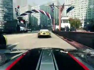 Chicago Street Racing de Race Driver : GRID 2