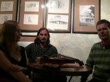 Duet Liarman w kawiarni Caffe Anioł zaprezentuje koncert muzyki folkowej Stare Pieśni Hiszpańskie i Galicyjskie