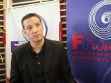 Open de France de Wushu 2012 - Interview Pierre-Yves Roquefere, DTN FFWushu