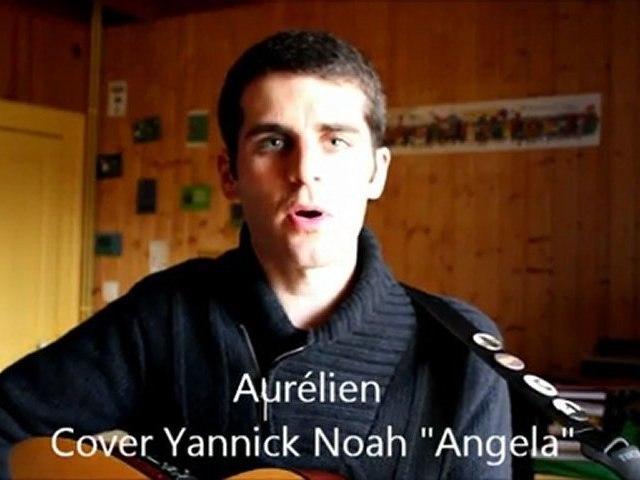 Aurélien - Angela [Cover Yannick Noah]