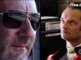 GT Tour Navarra - David Hallyday et Fabien Barthez