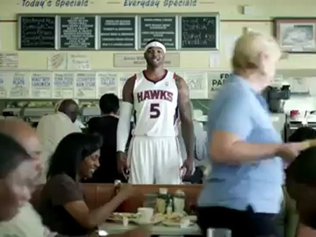 Video: Josh Smith's latest commercial