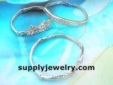 Rhinestone Bangle Wholesale cheap jewelry Supplyjewelry.com